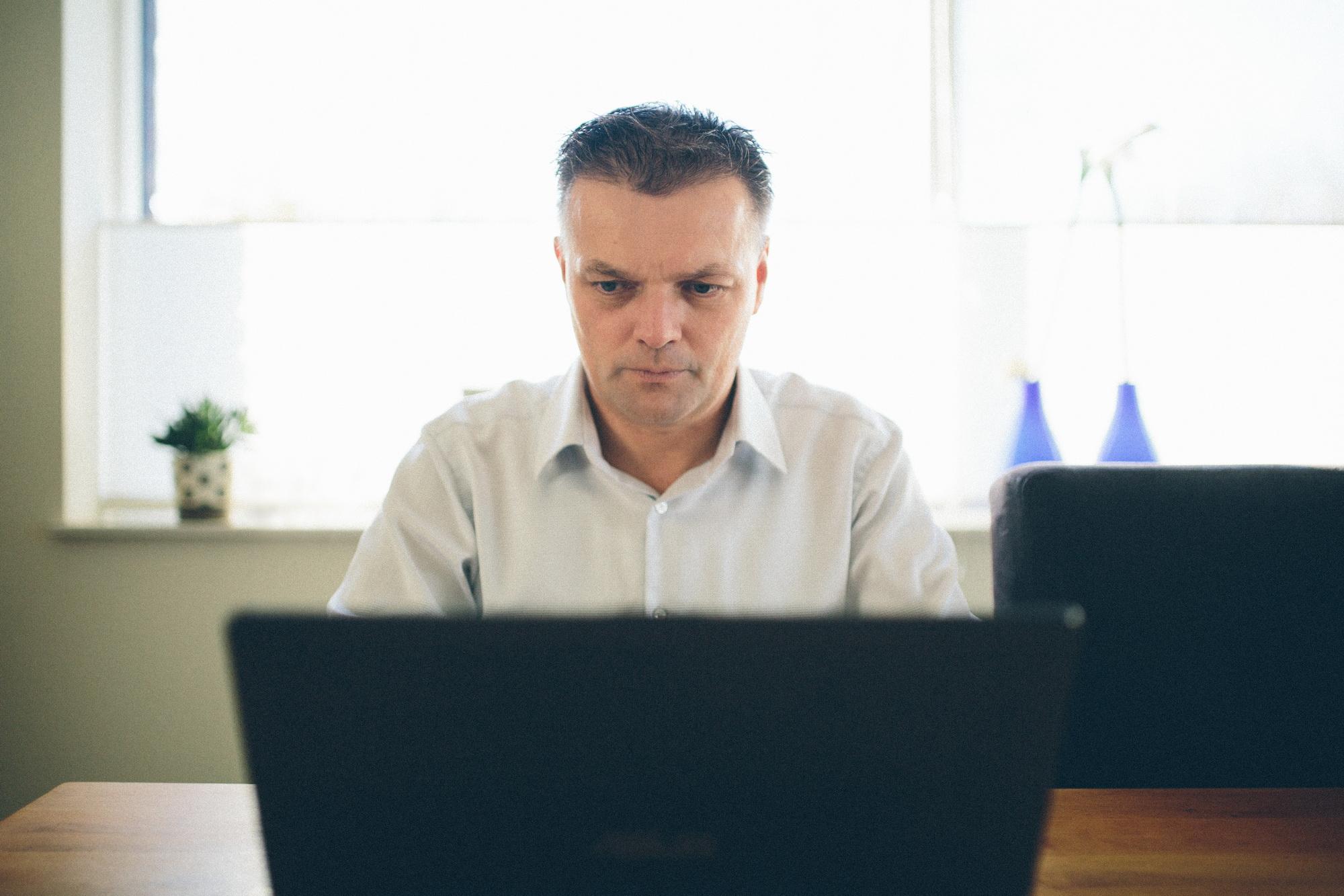 avn administratie laptop